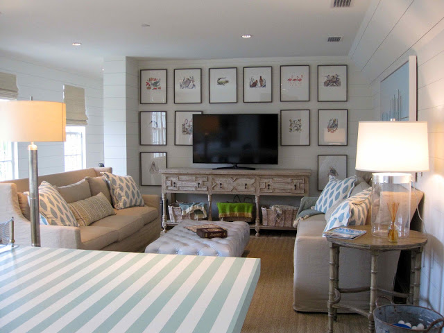 Coastal Living 2012 Ultimate Beach House Upstairs Living Room Pic 35