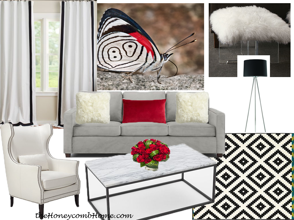 Design Inspired by Art | the Honeycomb Home