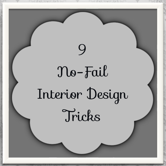 Interior design tips and tricks www.theHoneycombHome.com