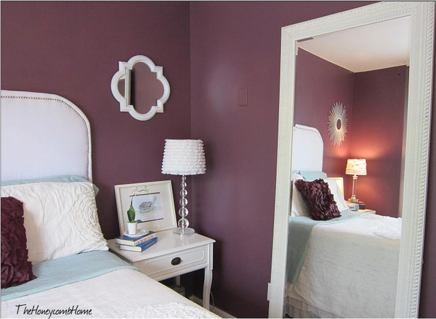 Eggplant walls