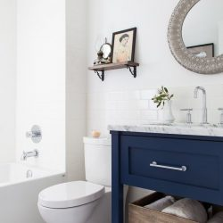 11 Bloggers Bathrooms the Honeycomb Home