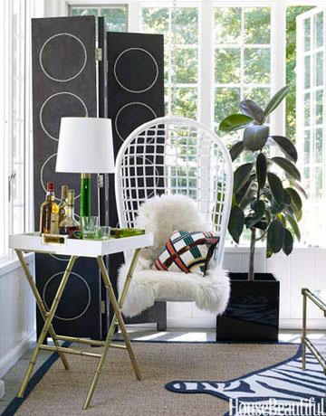 House Beaut daring decorating ideas