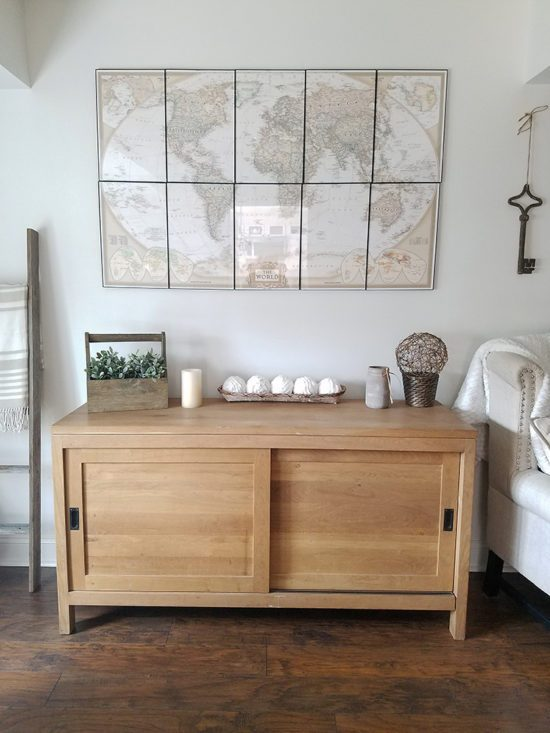antique sideboard, budget decorating ideas you have to see