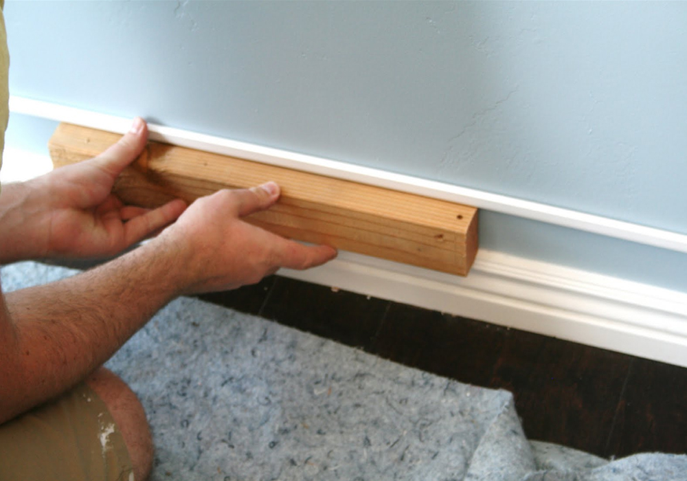 beefed up baseboards