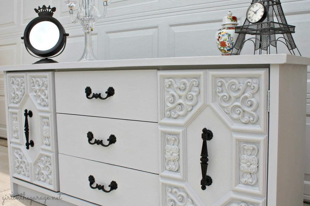 curbside dresser makeover