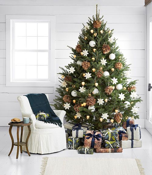 Country Living Christmas Tree