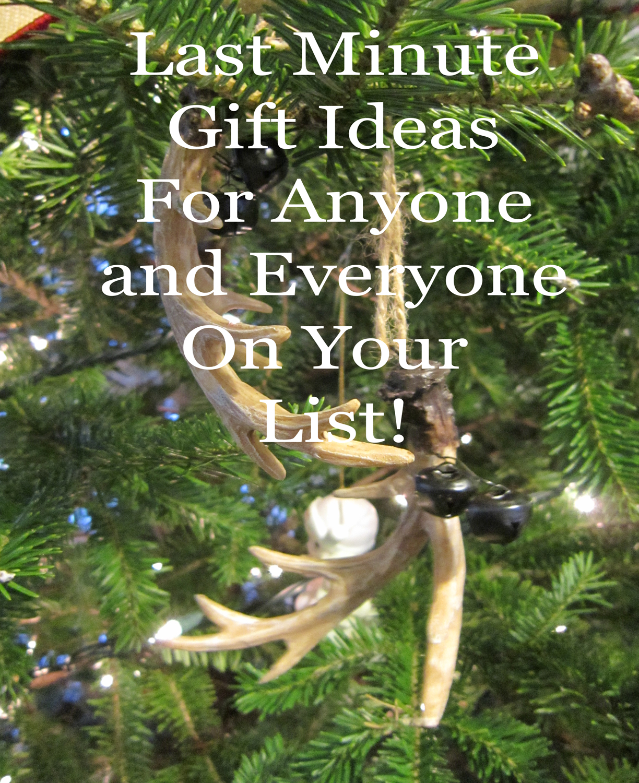 10 Last Minute Gift Ideas