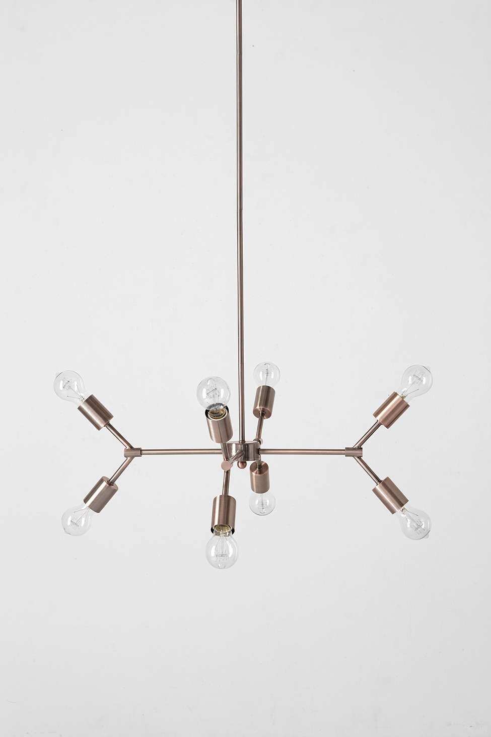 Copper Light Fixture Urban Outfitters