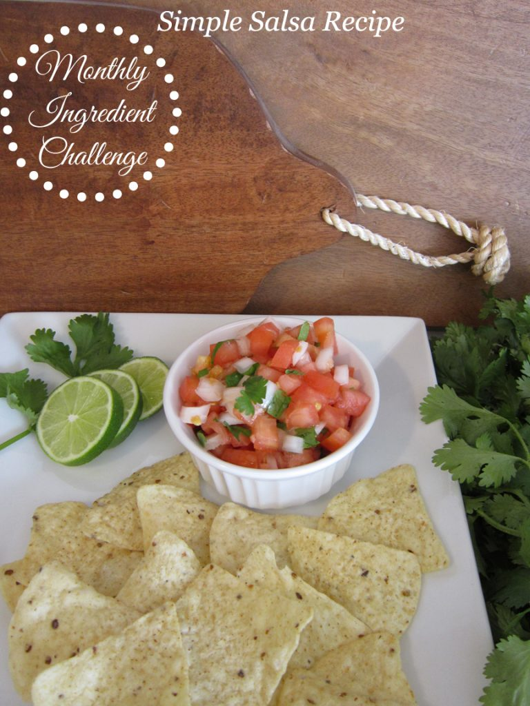 Simple Salsa Recipe