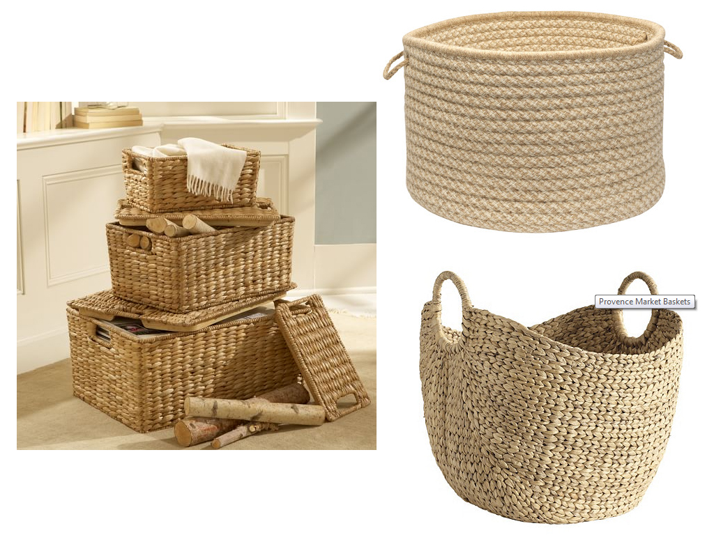 decorative baskets