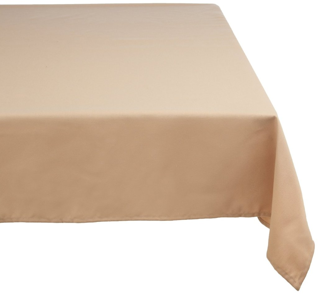 Wrinkle Free Tablecloth