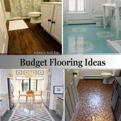 Budget Floor Ideas