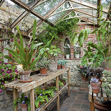 Dream potting shed archives the honeycomb home for Bhg greenhouse