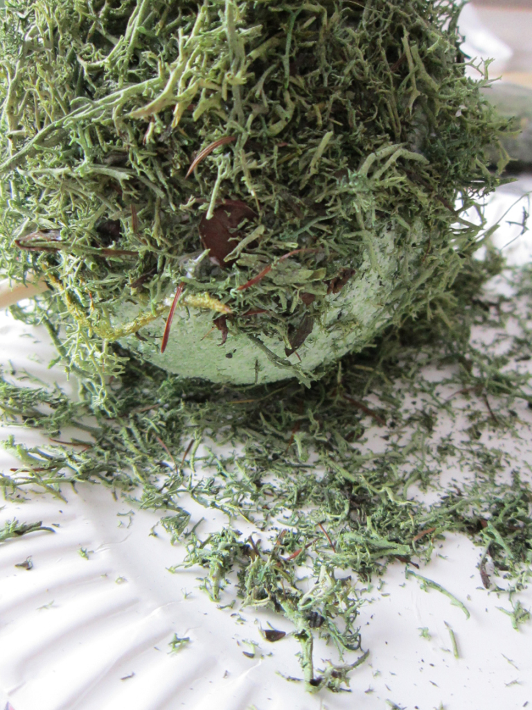 Moss Topiary 2