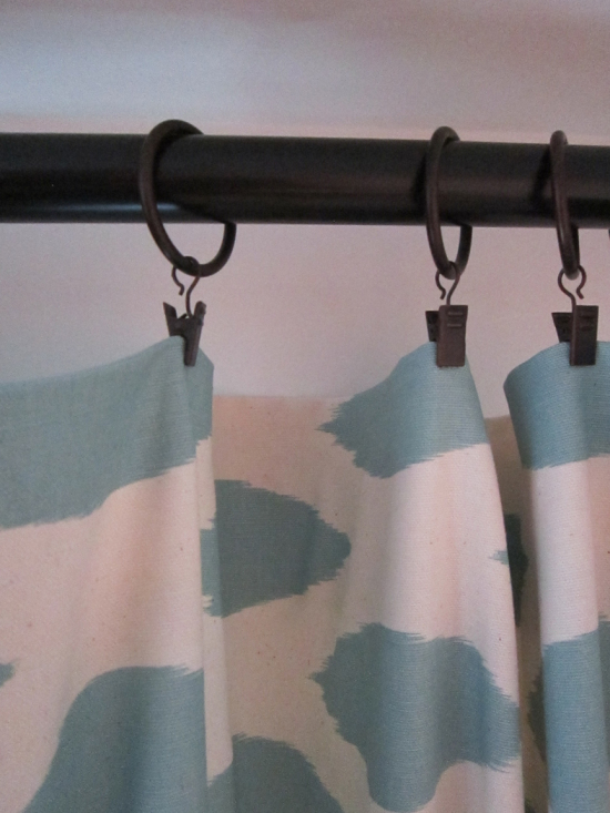 curtain clips