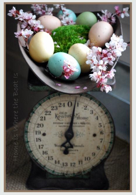Easter vingette