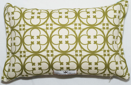 Corona pillow reversible