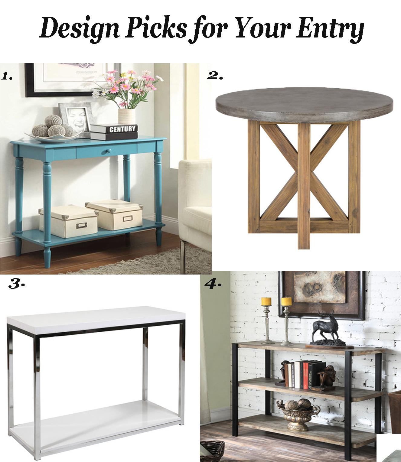 Design picks for your foyer - Trendy entry ...