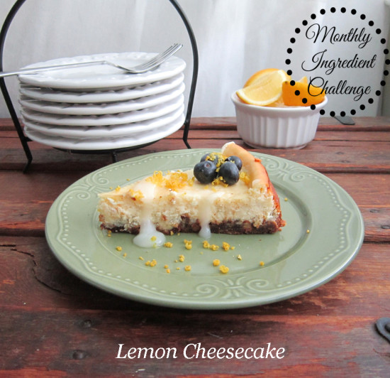 Lemon Cheesecake-MIC