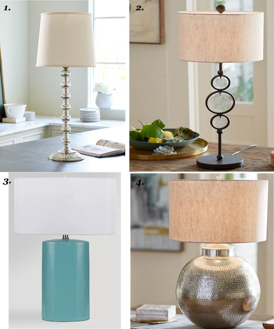 lamps for foyer
