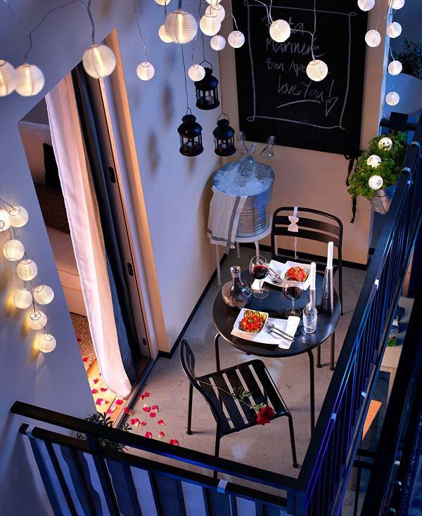Balcony lights home my design