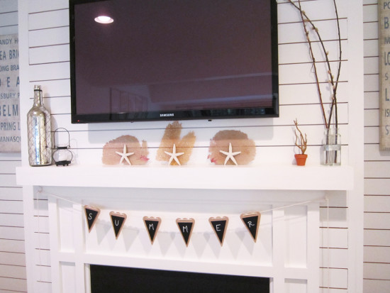 sea fans decor