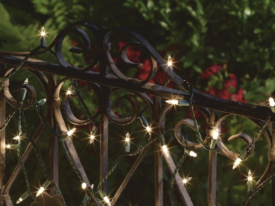 garden gate lighting