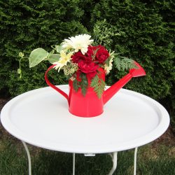 For Table and Hearth DIY Floral Arrangement