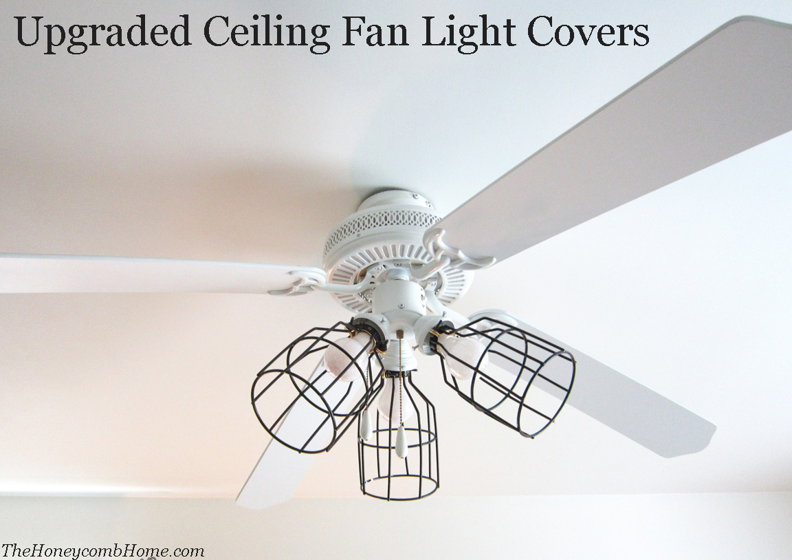 Ceiling fan light covers how to upgrade your ceiling fan light covers mozeypictures Gallery