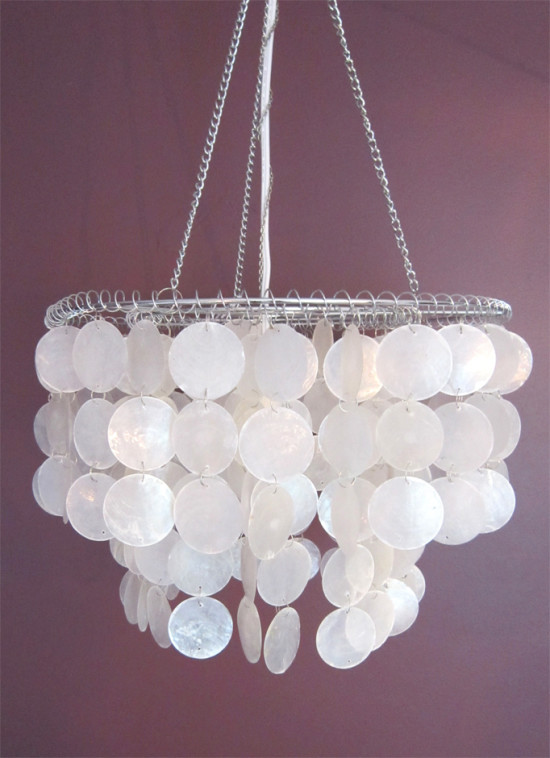 Restoration Chandelier Hack