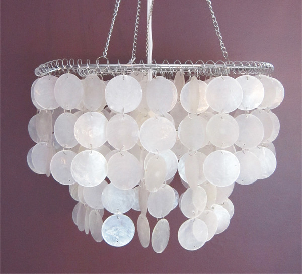 Restoration Hardware Chandelier Hack
