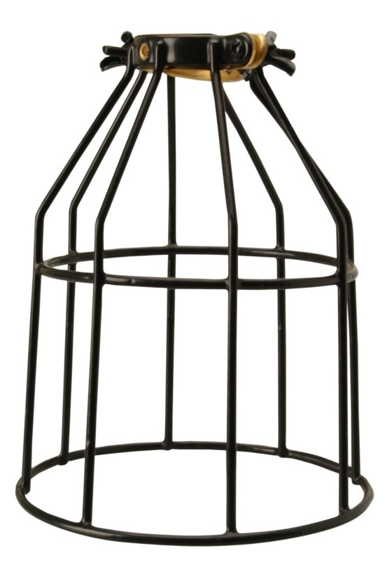 cage light cover
