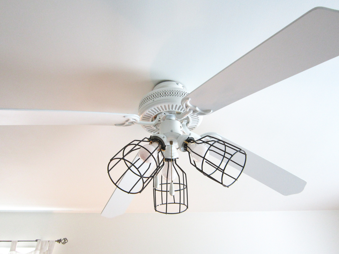Ceiling Light Fan Cover : Ceiling fan light covers the honeycomb home