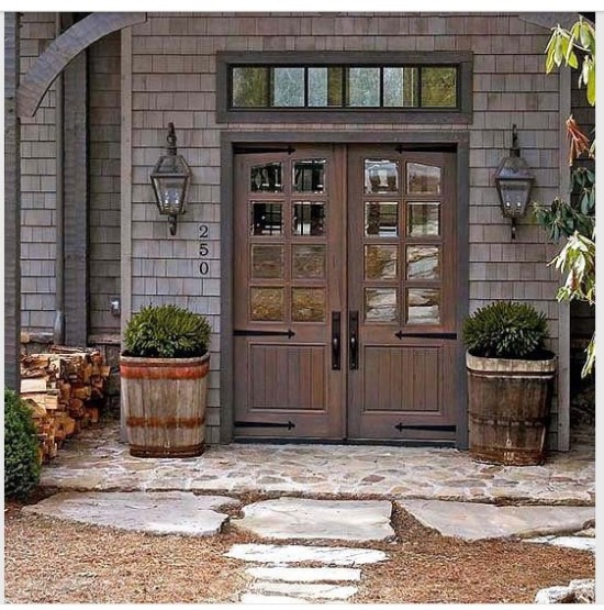 Farmhouse porch