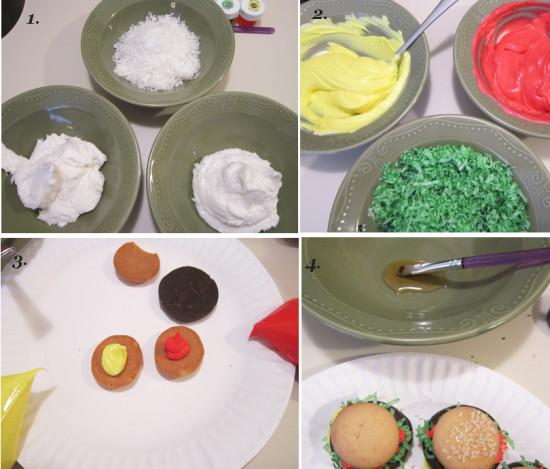 how to make cheeseburger cookies