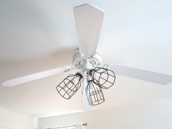 upgrade ceiling fan cover