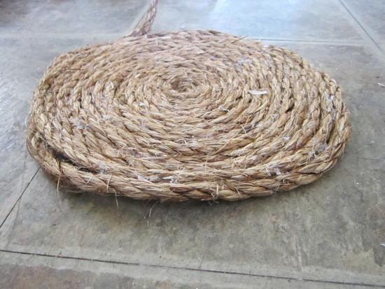 DIY Sisal Rug