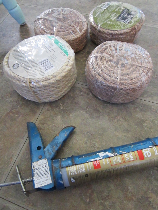 DIY Rug Supplies