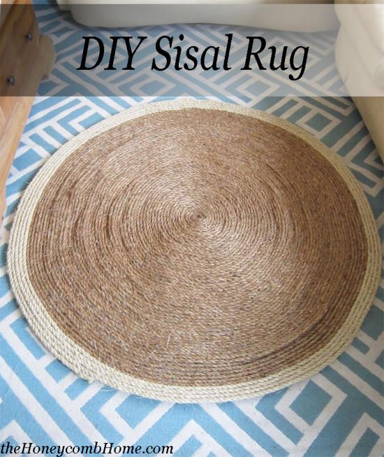 DIY Sisal Rug HD Gift Challenge