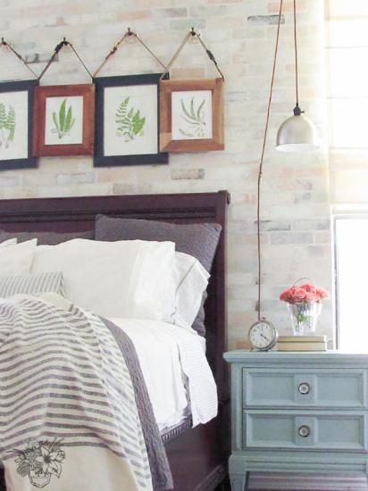 Romantic+Industrial+Bedroom