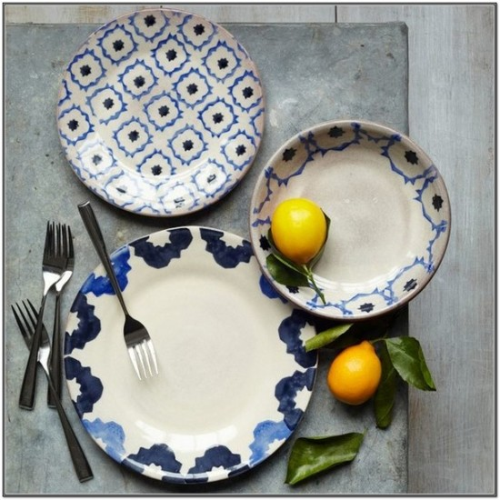 min and match dinnerware