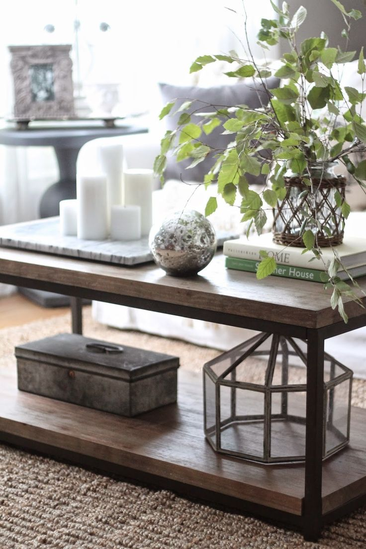 5 more versatile decorating accessories the honeycomb home for Decor for coffee table