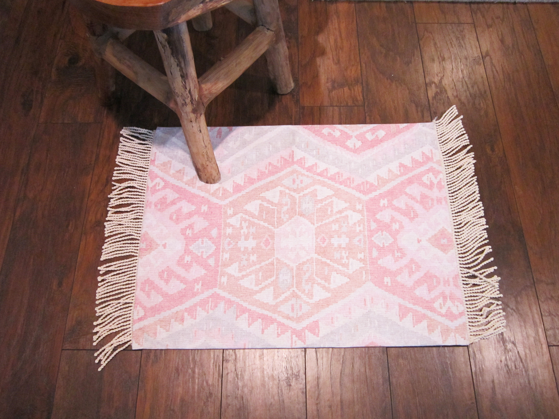 how to clean a kilim rug at home