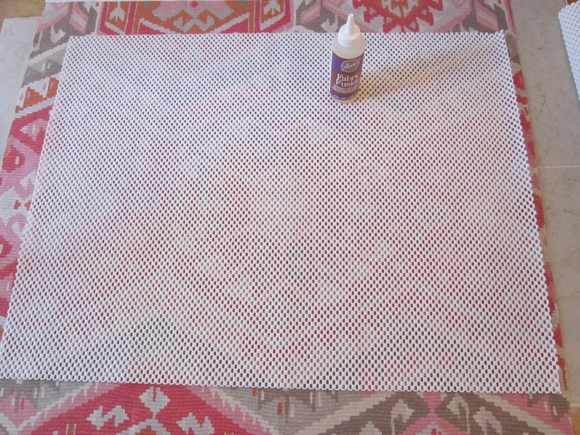Fabric Rug Diy Diy Kilim Rug The Honeycomb Home