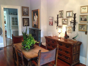 Gallery Wall Dining Room