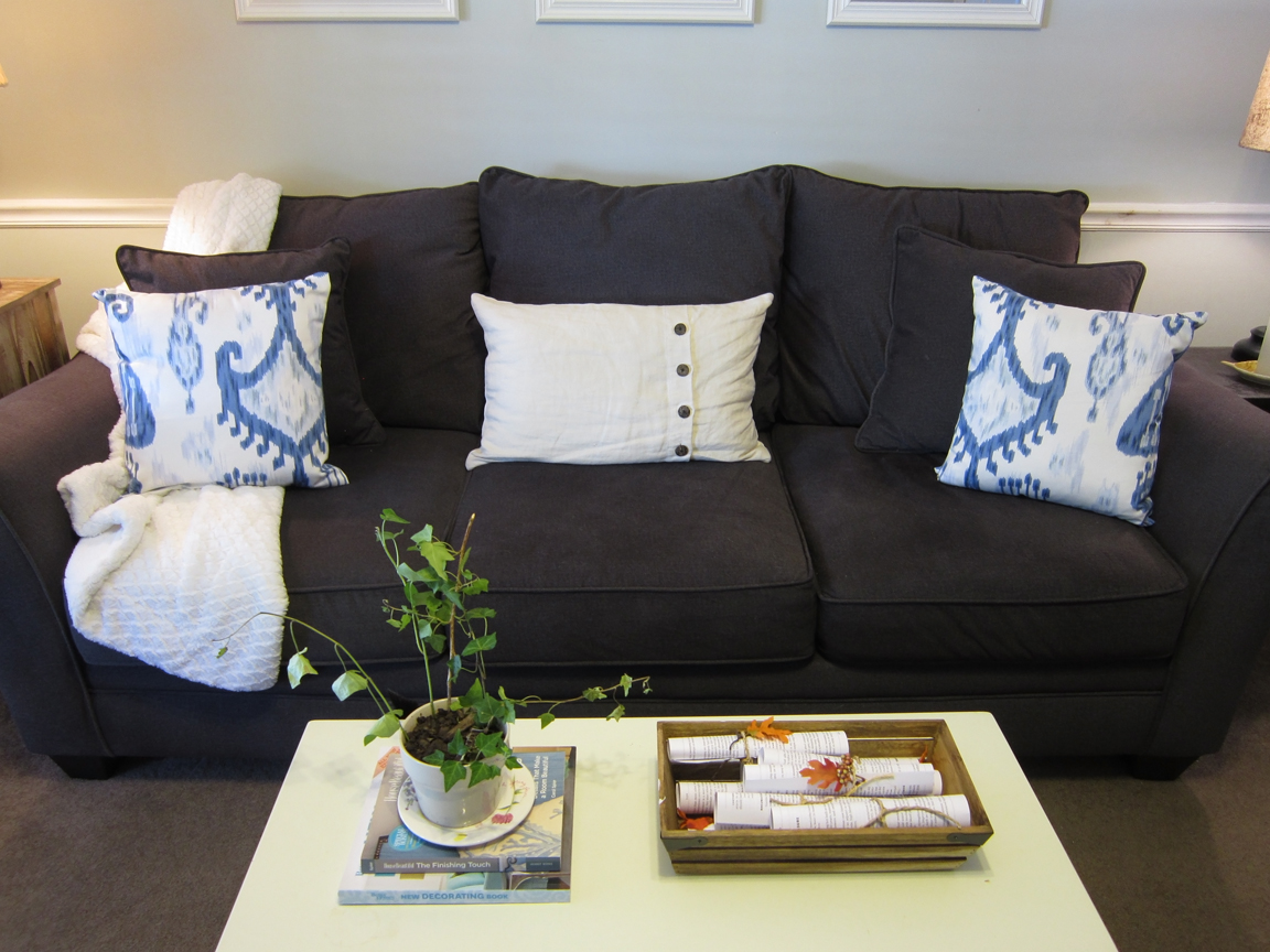 Throw Pillows And A Giveaway The Honeycomb Home