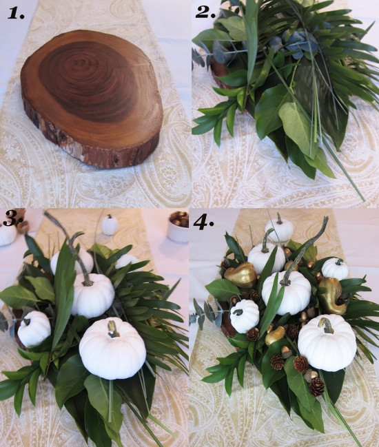 How to make a farmhouse Centerpiece