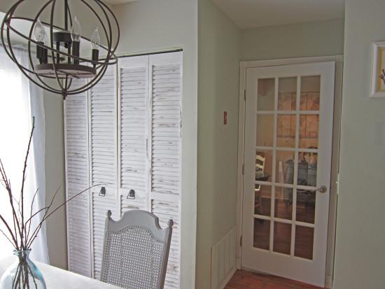 updated kitchen doors