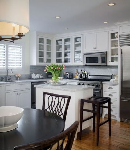 white kitchen houzz