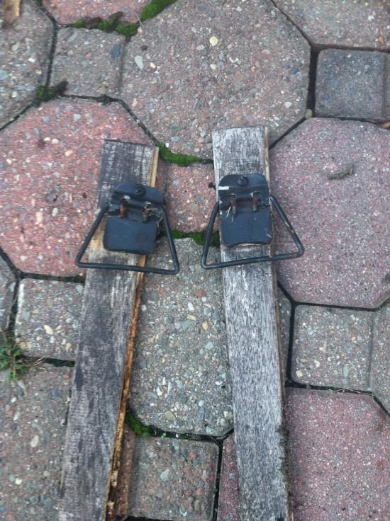 repurposed metal handles